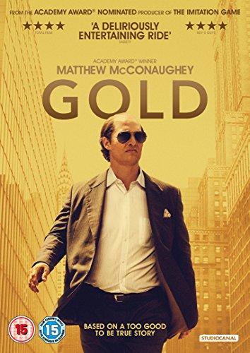 Gold [DVD] [2017]