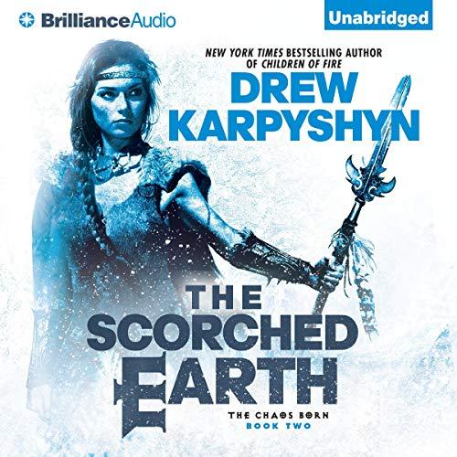 Couverture de The Scorched Earth