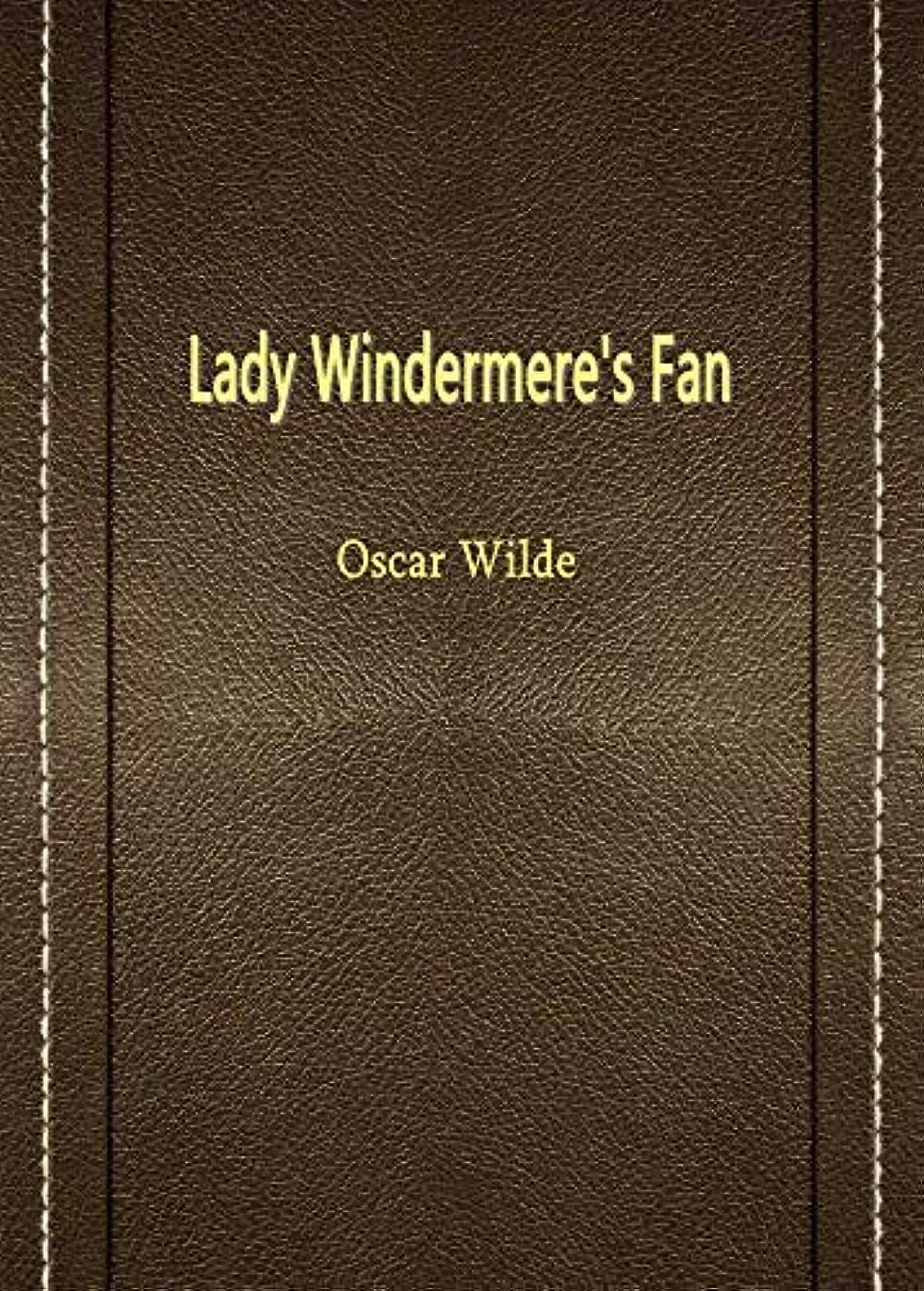 アナニバー従来の形状Lady Windermere's Fan (English Edition)