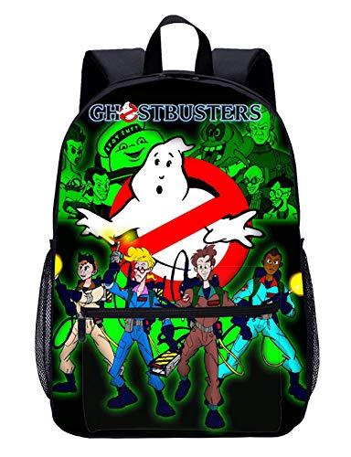 JioMi Ghost Busters Backpack Kids 16 Inch School Bag Casual Daypacks...