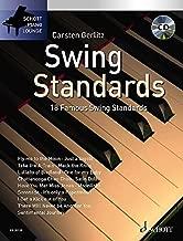 Piano Lounge Swing Standards CD: 18 Well Known Standards from the Great Era of Swing, from Glenn Millar to Duke Ellington (Schott Piano Lounge)