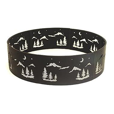 Steel Wilderness Fire Ring
