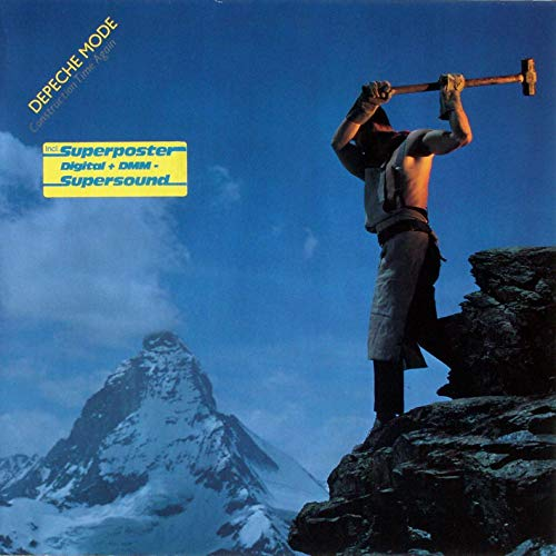 Depeche Mode - Construction Time Again - Mute Records Ltd.