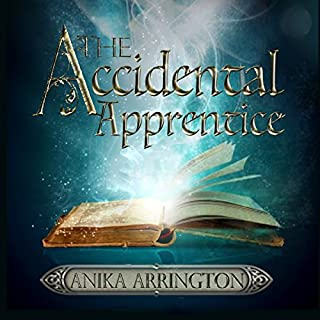 The Accidental Apprentice audiobook cover art