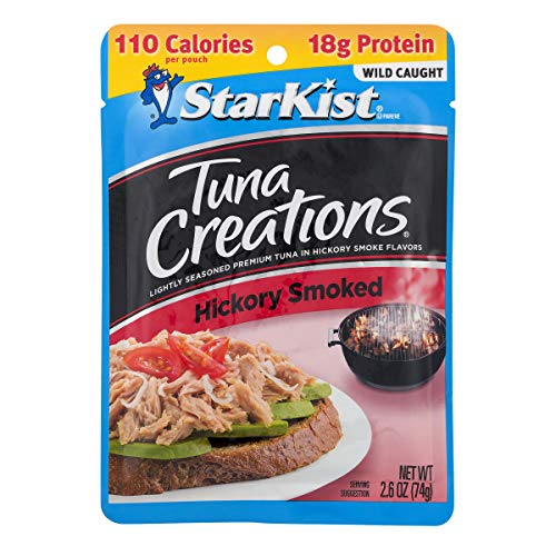 24-Pack StarKist Tuna Creations Hickory Smoked 2.6 Oz Only $13.27 (Retail $24.00)