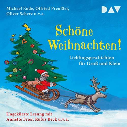 Schöne Weihnachten! Lieblingsgeschichten für Groß und Klein Titelbild