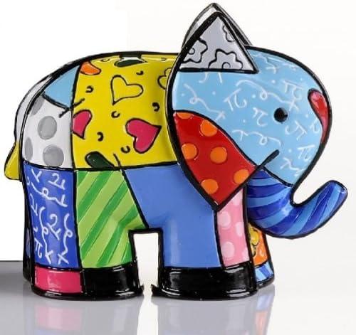 Ranking TOP4 Romero Max 90% OFF Britto - Elephant Animals Mini