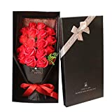 Oppal Regalo Creativo del día de San Valentín Paquete de 18 Rosas de...