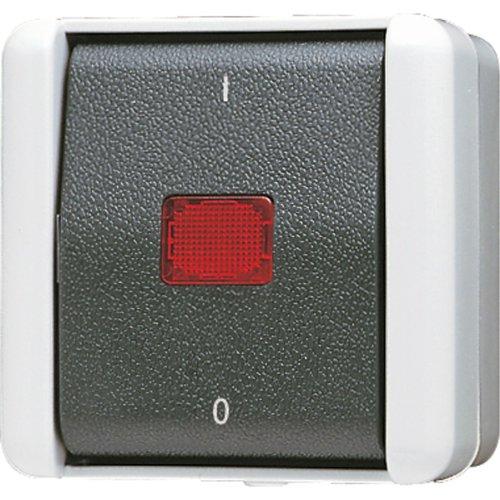 Jung 803KOW Wipp-Kontrollschalter aus 3-polig