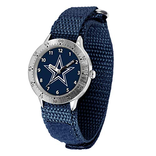 Game Time Dallas Cowboys NFL Tailgater Series - Youth Watch - Velcro Strap