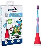 Playbrush Smart, Adattatore Intelligente per Spazzolini per Bambini con App per Imparare a Lavarsi i...