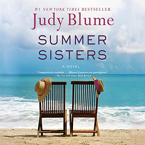 Summer Sisters Audiobook By Judy Blume cover art