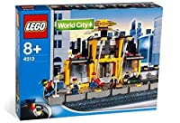 LEGO World City 4513 - City-Bahnhof