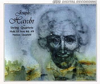 """Haydn: String Quartets Nos. 36-41, Op. 50, Nos. 1-6, """"Prussian"""""""