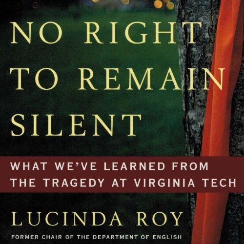 No Right to Remain Silent audiobook cover art