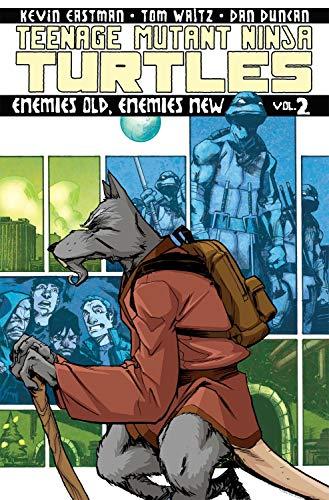 Teenage Mutant Ninja Turtles Vol. 2