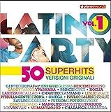 Latino Party Vol.1 (50 Super Hits Versioni Originali)...
