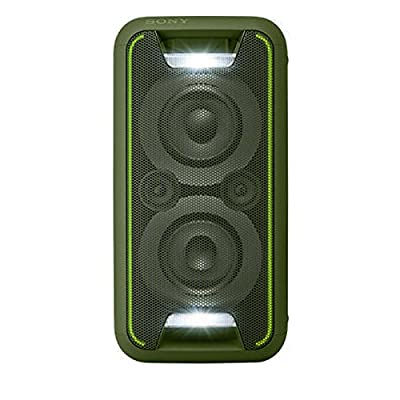 Sony GTKXB5G.CEK High Power One Box Music System with Lighting Effects - Green by Sony