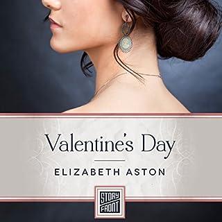 Valentine's Day audiobook cover art
