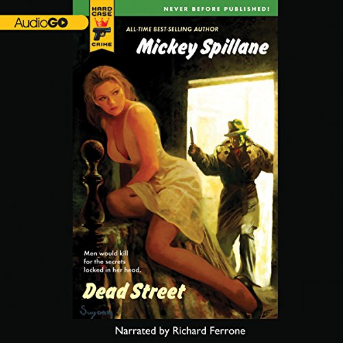 Dead Street audiobook cover art