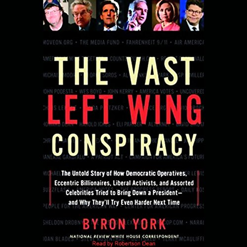 The Vast Left Wing Conspiracy cover art