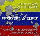 Glass: Venezuelan Elegy - James Strauss (Flöte)