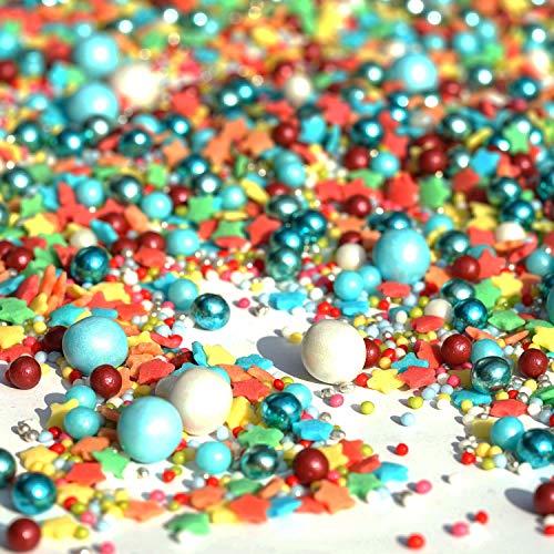 Cake Pops - Caramelos para hornear, diseño de huevos mágicos, multicolor, 90G