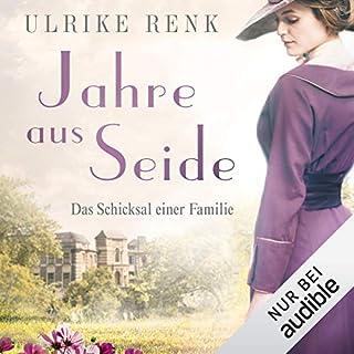 Jahre aus Seide     Seidenstadt-Saga 1              Autor:                                                                                                                                 Ulrike Renk                               Sprecher:                                                                                                                                 Yara Blümel                      Spieldauer: 13 Std. und 22 Min.     123 Bewertungen     Gesamt 4,4
