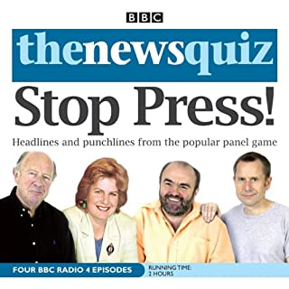 The News Quiz cover art