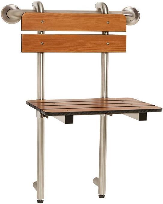 Seachrome Portable Superlatite Shower Seat Profile Very popular! Bar Hung Grab Bench by