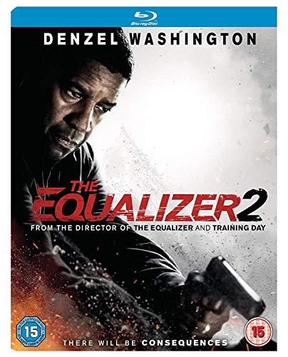 The Equalizer 2 [Blu-ray] [UK Import]