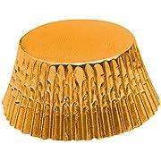 Fox Run 7105 Foil Bake Cups, Orange-1