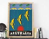 AZSTEEL Australia-Great Barrier Reef 1930-1939 by Gert