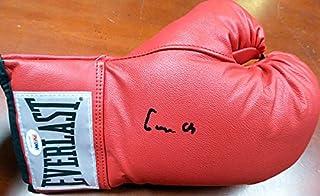 d5fa5436009 Cassius Clay Muhammad Ali Signed Everlast Boxing Glove Gem 10 Auto -  PSA DNA Authentication