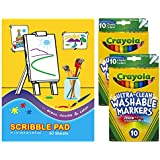 Classic Color Crayons, Peggable Retail Pack, 24...