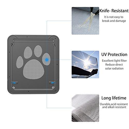 Namsan Dog Screen Door - Inside Size 12 x 14...