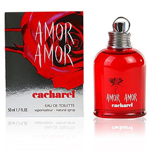 Cacharel Amor Amor Eau de Toilette 50 Ml Vapo