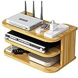 Routers Rack De Enrutador Sin Perforaciones Estante del...