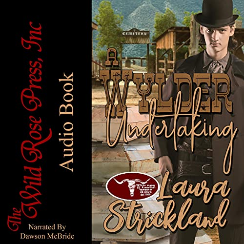 A Wylder Undertaking Audiobook By Laura Strickland cover art