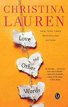 Love and Other Words by [Christina Lauren]
