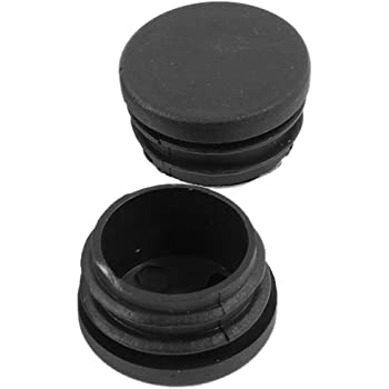 30mm x 15mm Smooth-Fit End Cap Cover Black Adapter Trunking Conduit Pipe//Tube TV Loops