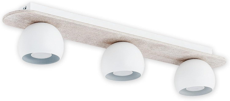 Plafond Fantum matt wei + Sperrholz ( Sonoma ) LEMIR   O2633 P3 BIA