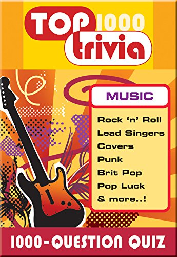 TOP TRIVIA MUSIC 11523 By Best Price Square