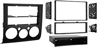 Metra Single or Double DIN Installation Kit for 2004-2007 Mitsubishi Galant with Automatic Climate Control 997012