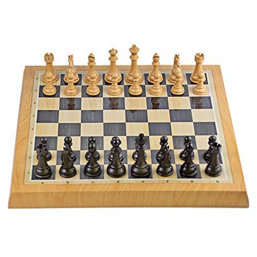 Hochwertiges Magnetisches Schachbrett, Natürliches Und Stressfreies Schach, Geschenk...