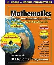 Mathematics for the International Student : Mathematical Studies by Coad, Mal, Whiffen, Glenn, Maenpaa, Marjut (2010) Paperback