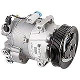 AC Compressor & A/C Clutch For 2011 Chevy Cruze LT & LTZ - BuyAutoParts 60-03187NA New