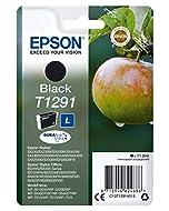EPSON Apple Ink Cartridge for WorkForce WF-3520DWF Series, Black