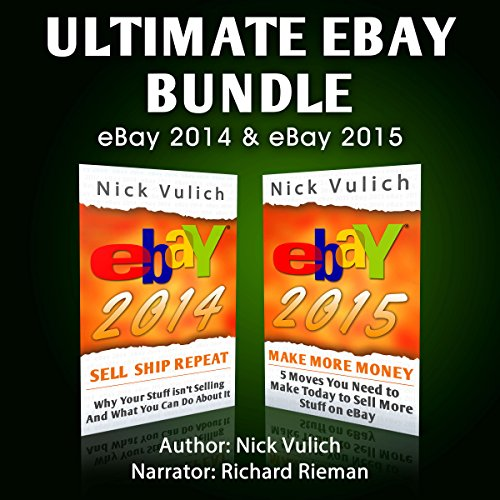 Ultimate eBay Bundle audiobook cover art