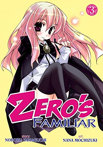 Zero's Familiar Vol. 3 (English Edition)